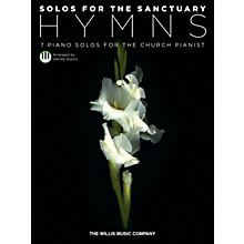 Willis Music Solos For The Sanctuary - Hymns - 7 Piano Solos for the Church Pianist/Mid to Later Intermediate Level