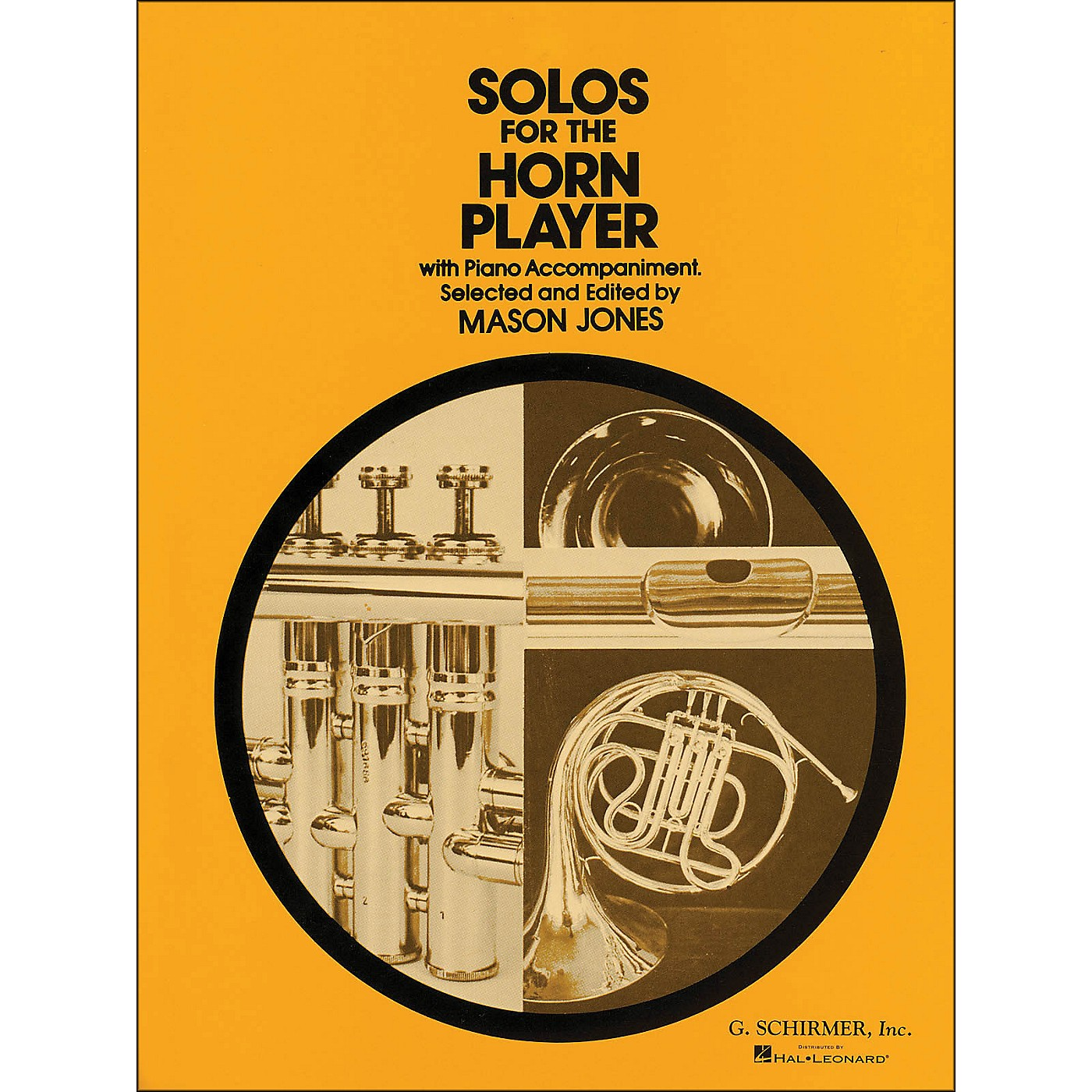 G. Schirmer Solos for Horn Player with Piano Accompaniment thumbnail