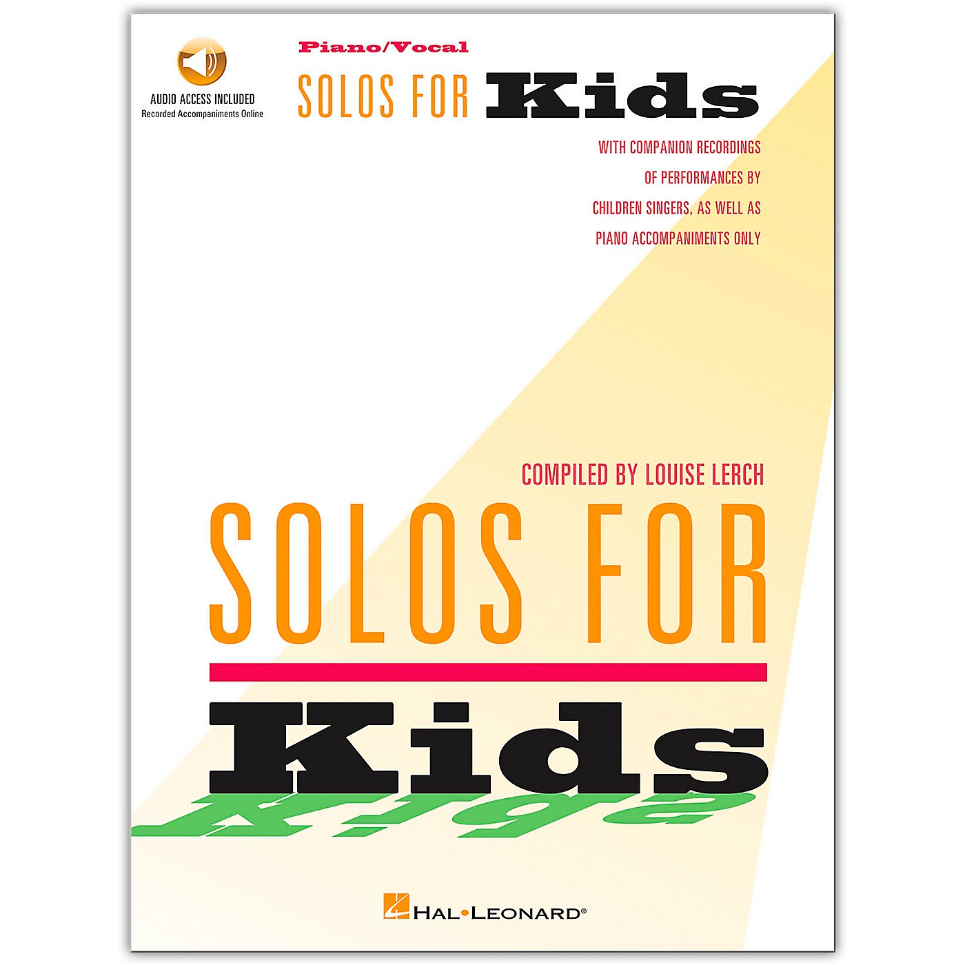 Hal Leonard Solos for Kids (Book/Online Audio) thumbnail