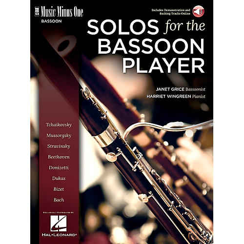 Hal Leonard Solos for The Bassoon Player-thumbnail