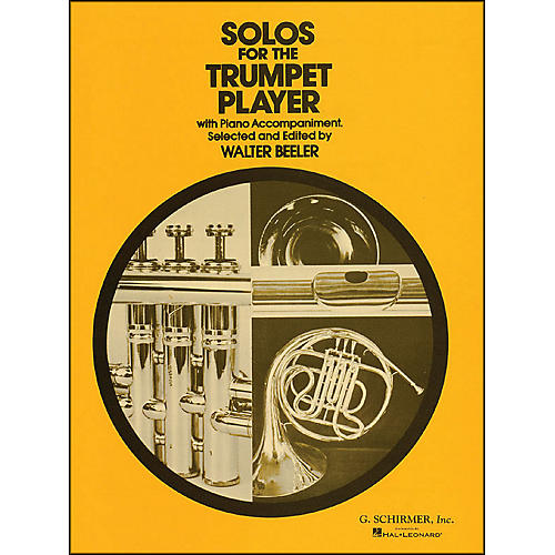 G. Schirmer Solos for Trumpet Player with Piano thumbnail