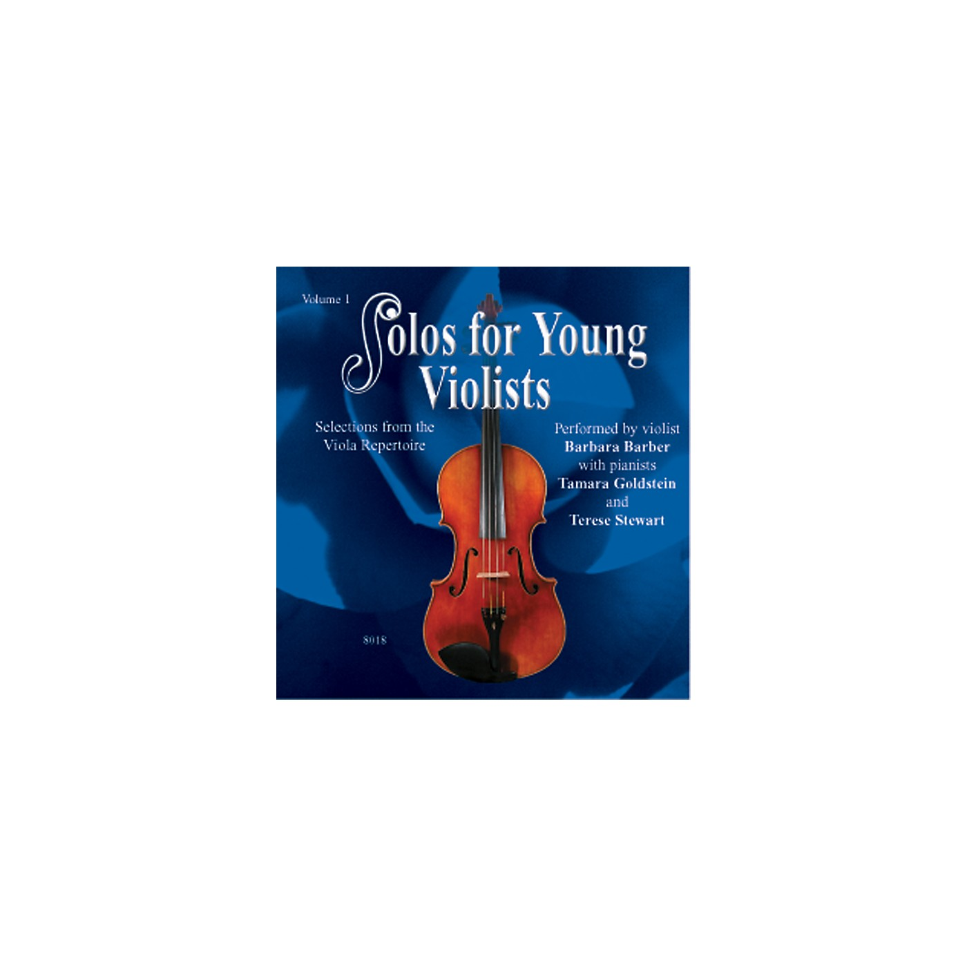 Alfred Solos for Young Violists Vol. 1 (CD) thumbnail