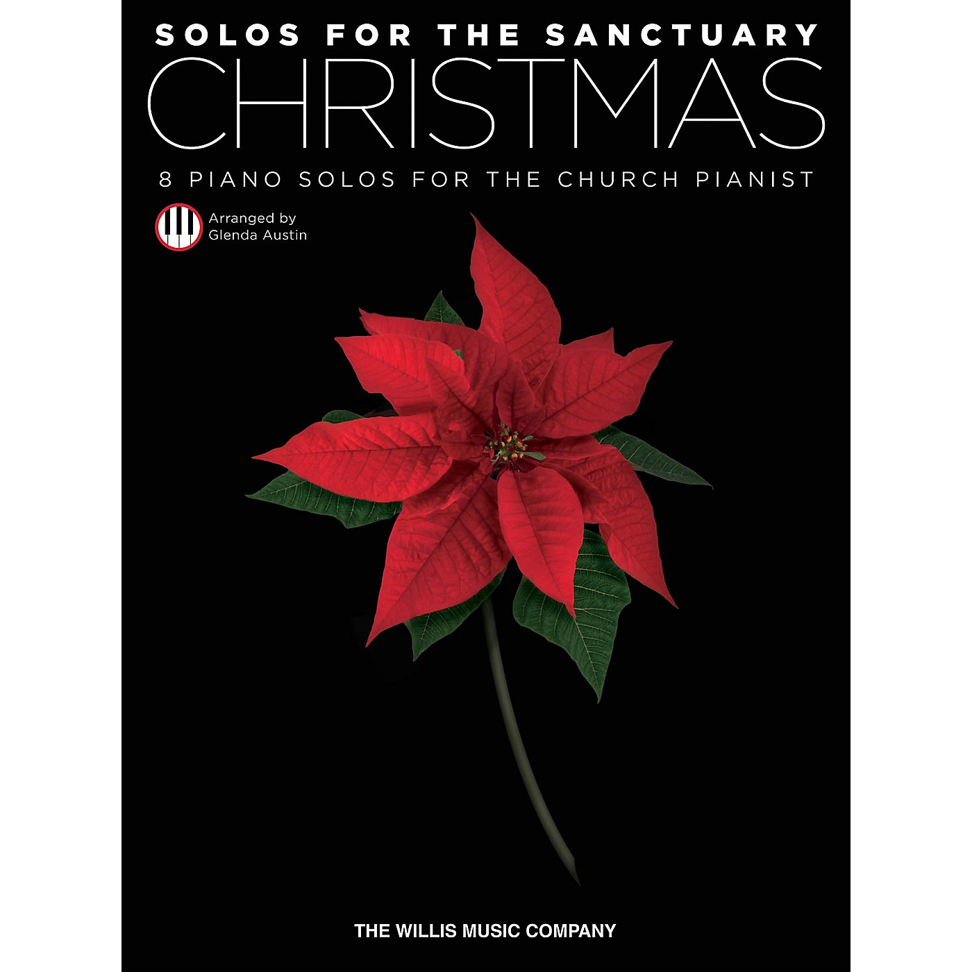 Willis Music Solos for the Sanctuary - Christmas (8 Piano Solos for the Church Pianist) Willis Series (Int to Adv) thumbnail