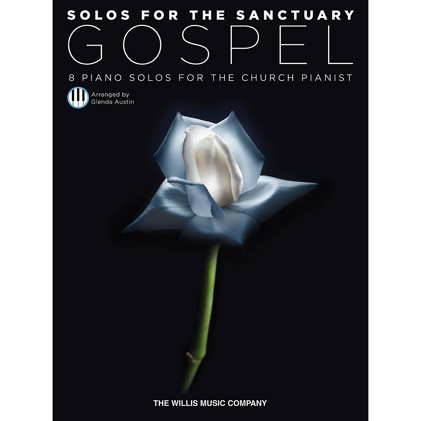 Willis Music Solos for the Sanctuary - Gospel Willis Series Book by Various (Level Inter to Advanced) thumbnail