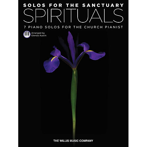 Willis Music Solos for the Sanctuary - Spirituals Willis Series Book by Various (Level Mid to Late Inter) thumbnail