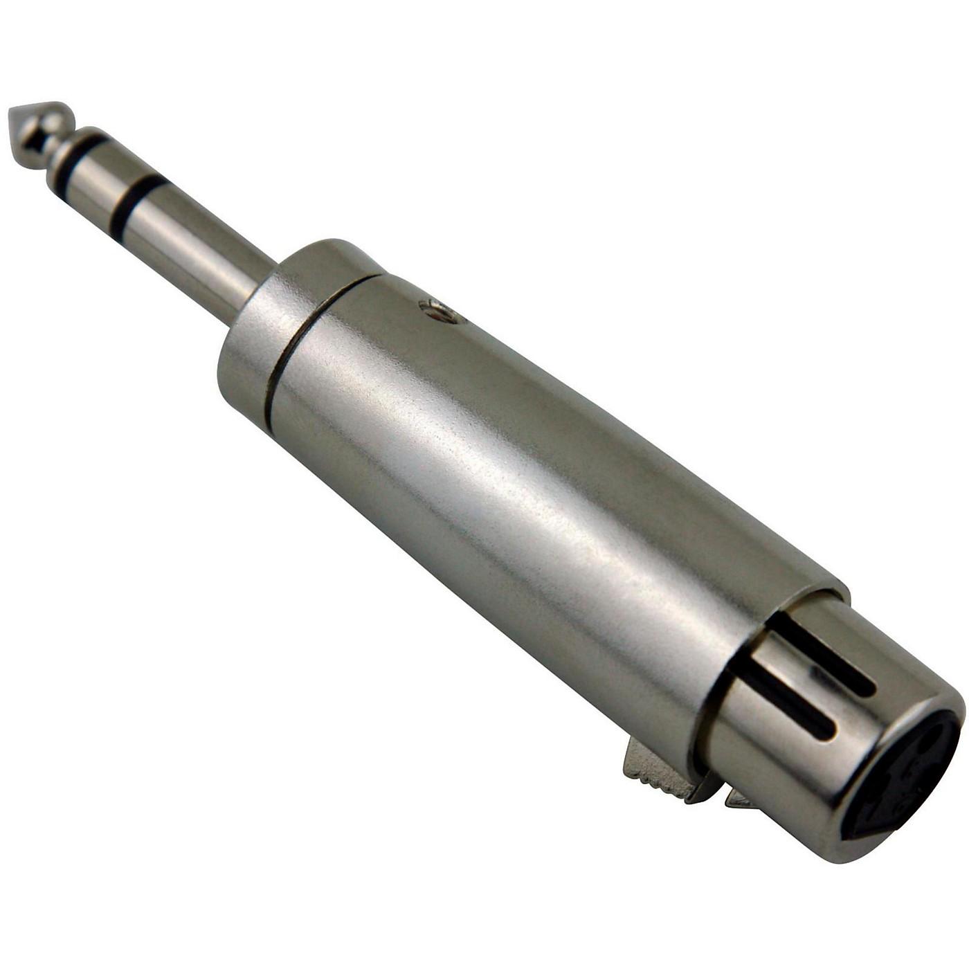 Pig Hog Solutions XLR(F) to TRS(M) Adapter thumbnail