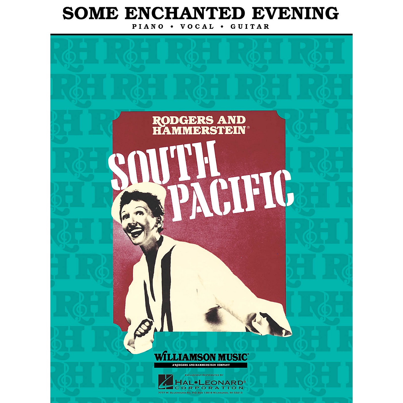 Hal Leonard Some Enchanted Evening (From 'South Pacific') Piano Vocal Series thumbnail