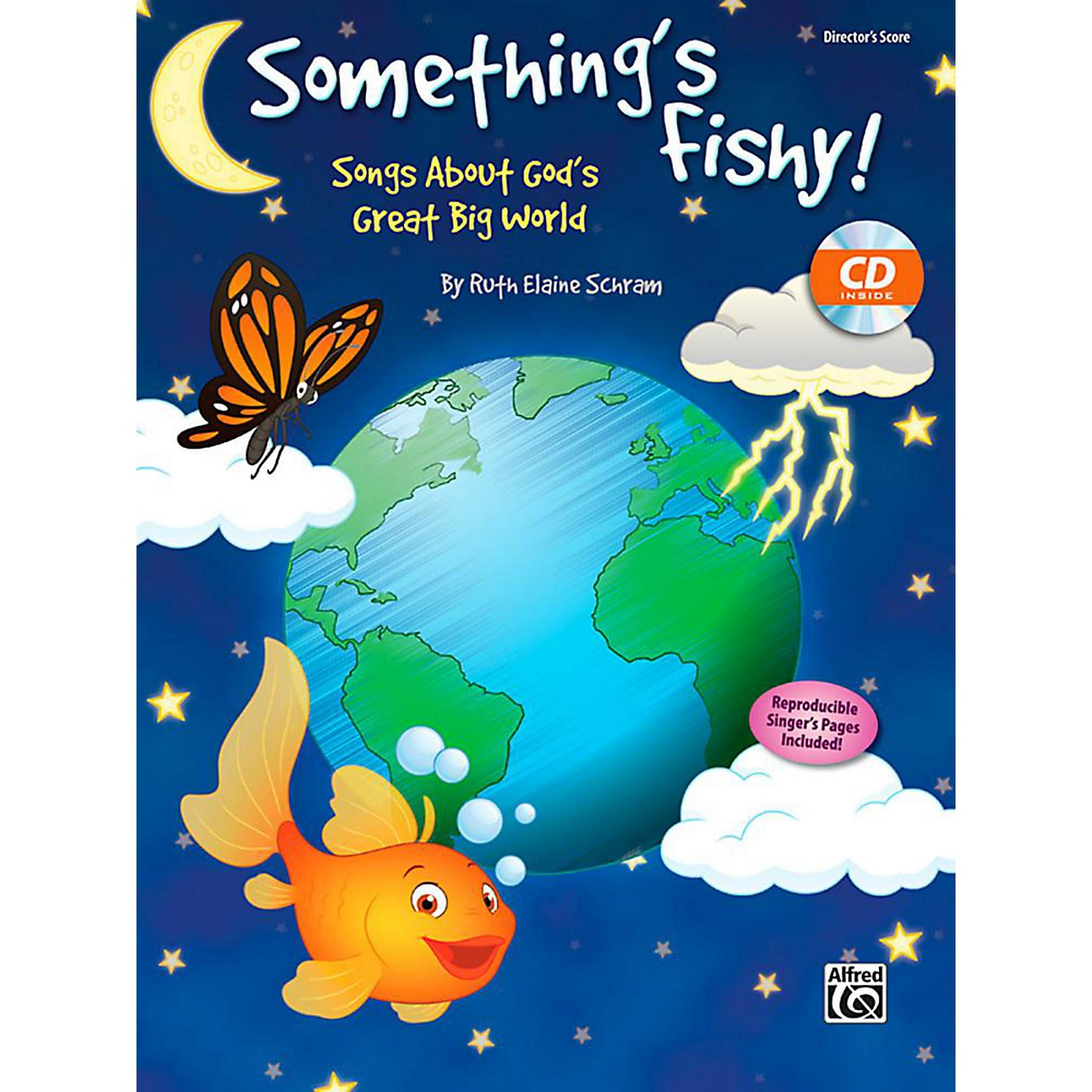 Alfred Something's Fishy! - Director's Kit (Score & InstruTrax CD) thumbnail