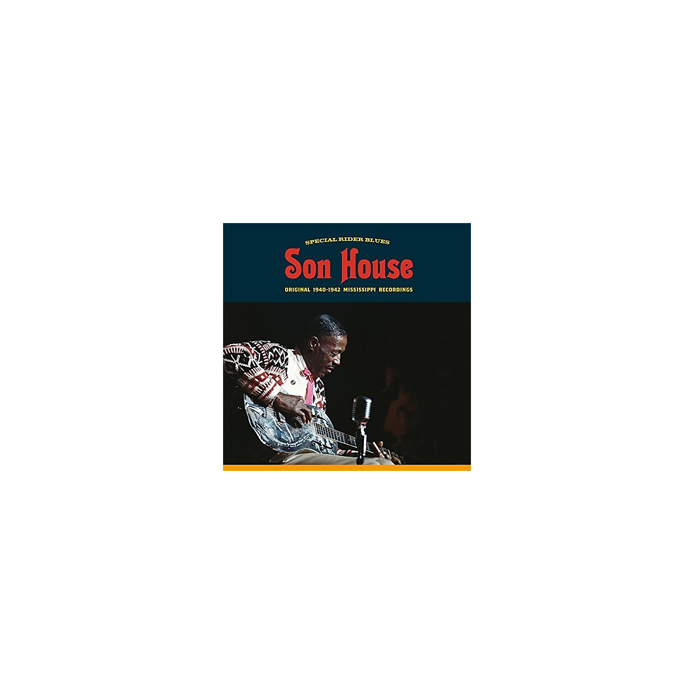 Alliance Son House - Special Rider Blues: Original 1940-42 Mississippi Recordings thumbnail
