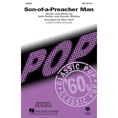 Hal Leonard Son-of-a-Preacher Man SATB arranged by Mac Huff thumbnail