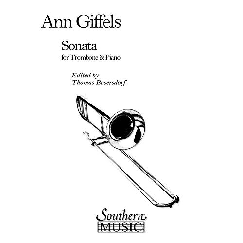 Southern Sonata (Archive) (Trombone) Southern Music Series Composed by Ann Giffels thumbnail