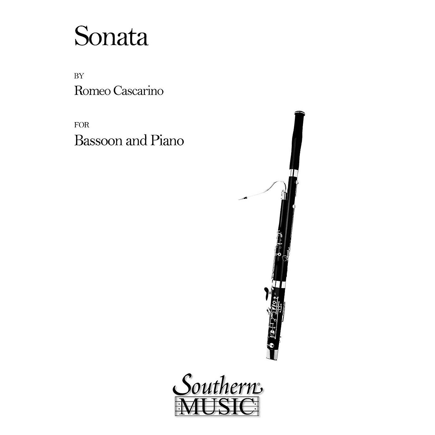 Southern Sonata (Bassoon) Southern Music Series by Romeo Cascarino thumbnail