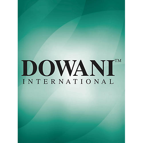 Dowani Editions Sonata (Hallenser) No. 1 for Flute and Basso Continuo in A minor Dowani Book/CD Series thumbnail