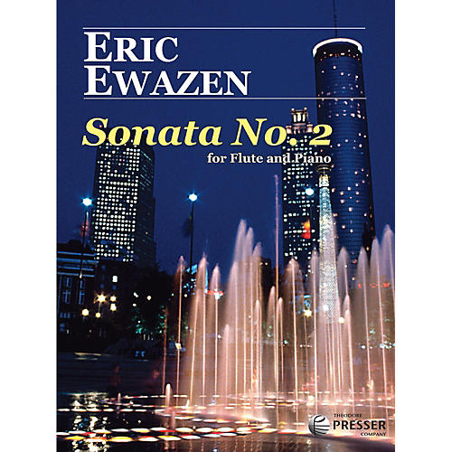 Carl Fischer Sonata No. 2 for Flute and Piano (Book) thumbnail