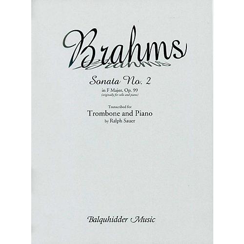 Carl Fischer Sonata No. 2 in F Major, Op. 99 Book thumbnail