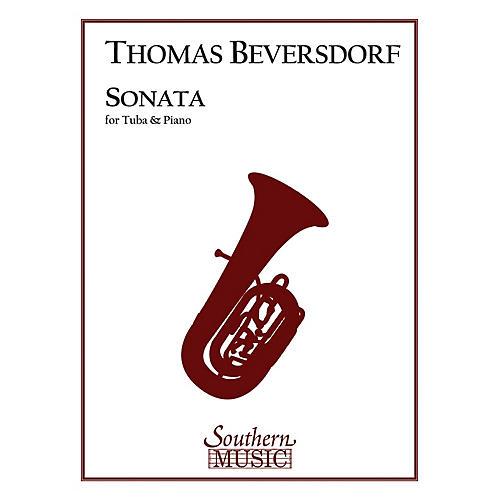 Southern Sonata (Tuba) Southern Music Series Composed by Thomas Beversdorf thumbnail