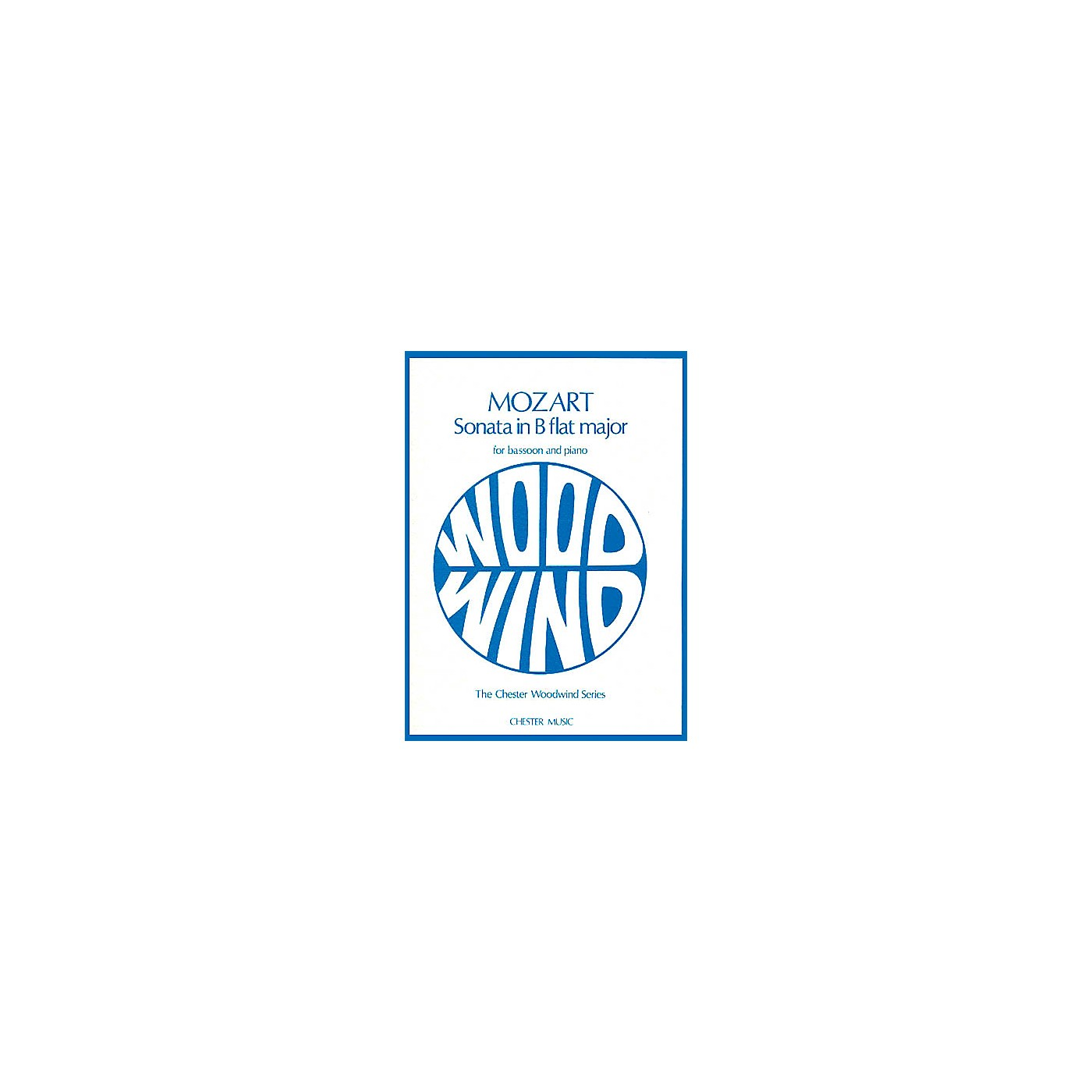 Chester Music Sonata in B-Flat Major, K.292 Music Sales America Series thumbnail