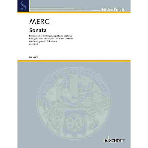 Schott Sonata in G Minor, Op. 3, No. 4 Schott Series thumbnail