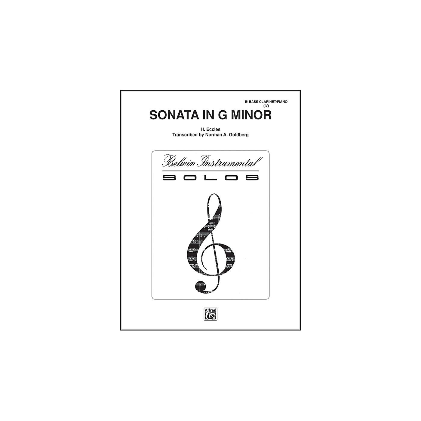 Alfred Sonata in G Minor thumbnail