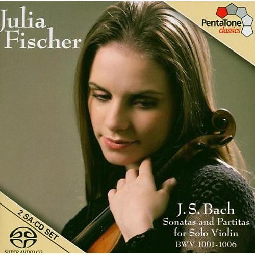 Alliance Sonatas & Partitas for Solo Violin thumbnail