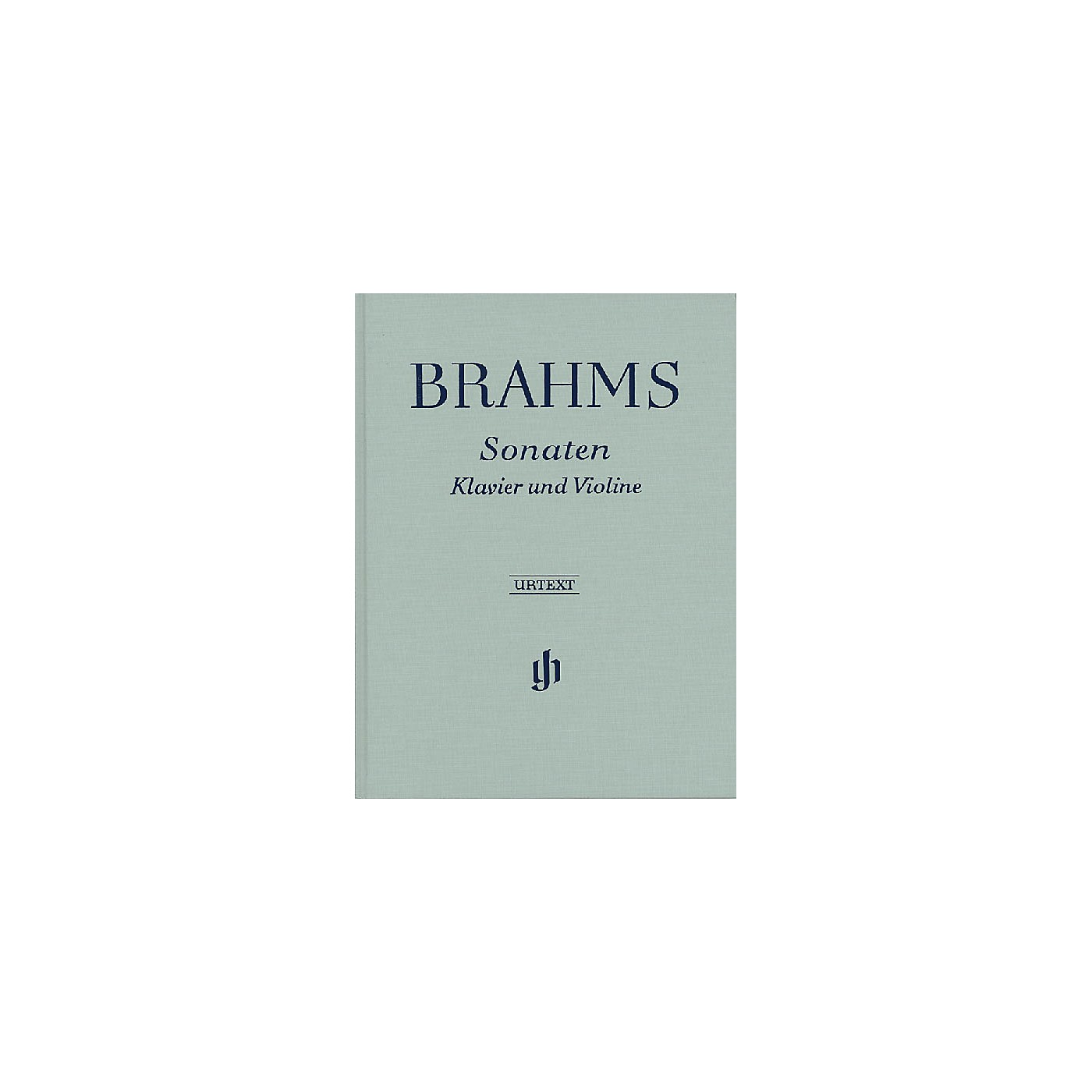G. Henle Verlag Sonatas for Piano and Violin Henle Music Folios Series Hardcover thumbnail