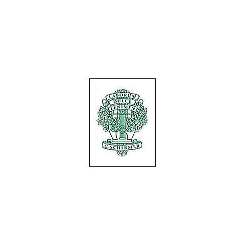 G. Schirmer Sonatina Op 100 - Violin/Piano By Dvorak thumbnail