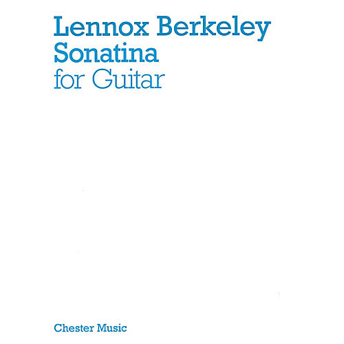 Chester Music Sonatina, Op. 51, No. 1 (for Guitar) Music Sales America Series Softcover thumbnail