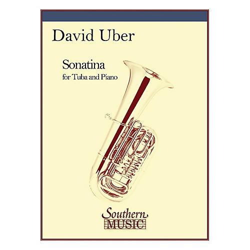 Southern Sonatina (Tuba) Southern Music Series Composed by David Uber thumbnail