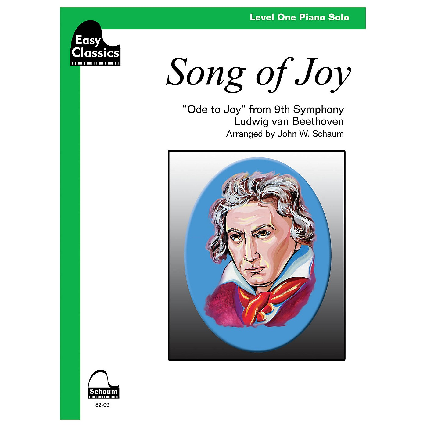 SCHAUM Song Of Joy Educational Piano Series Softcover thumbnail