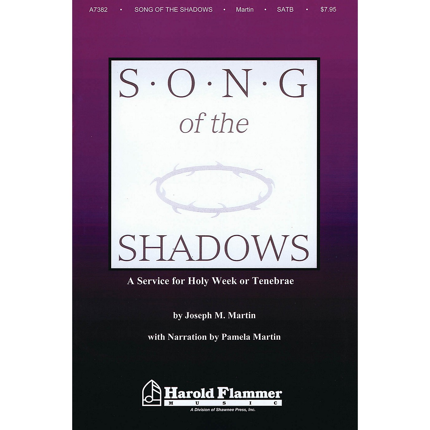 Shawnee Press Song of the Shadows (Listening CD) Listening CD Composed by Joseph Martin thumbnail