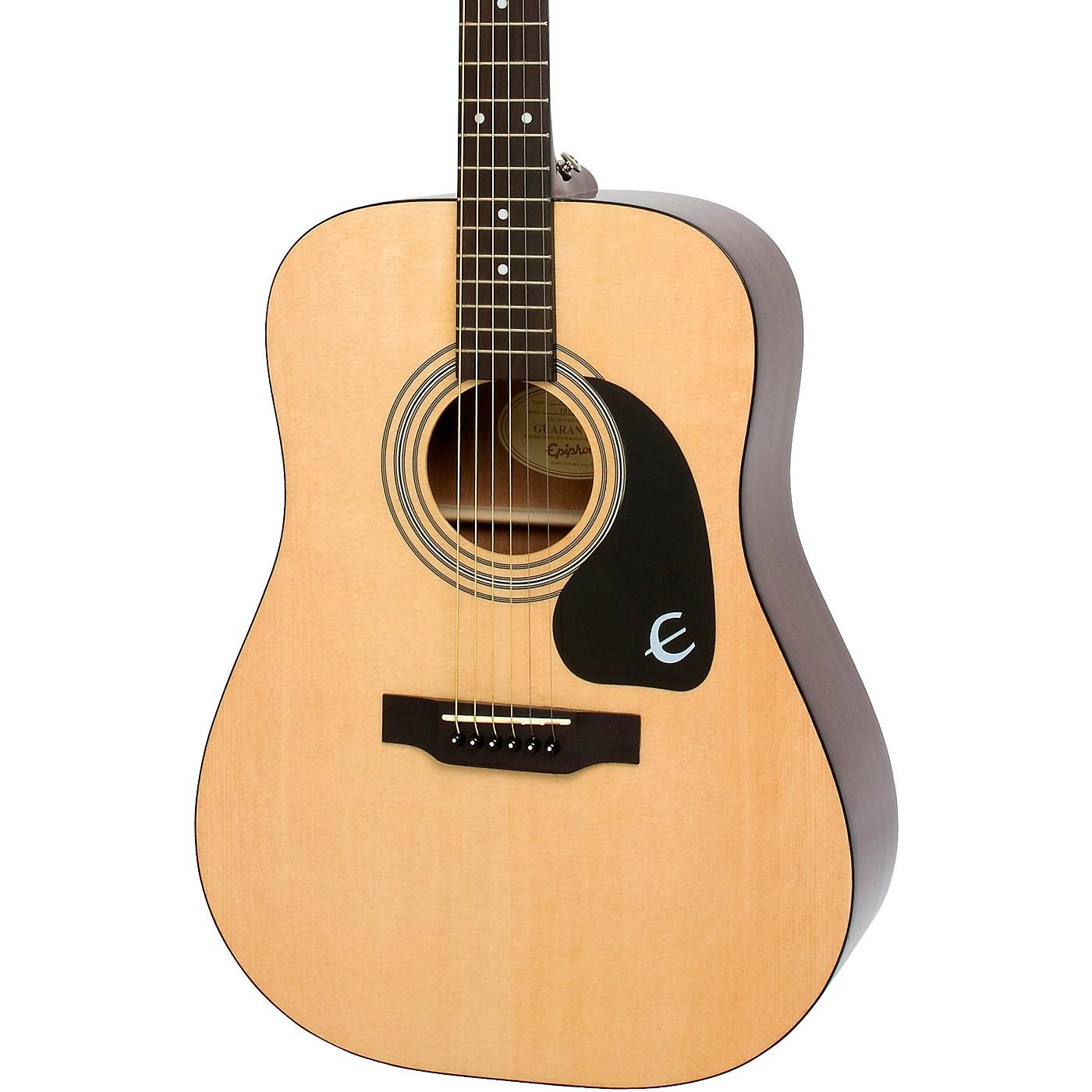 Epiphone Songmaker DR-100 Acoustic Guitar thumbnail