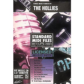 Hal Leonard Songs Made Famous by The Hollies - Tune 1000 (3-1/2