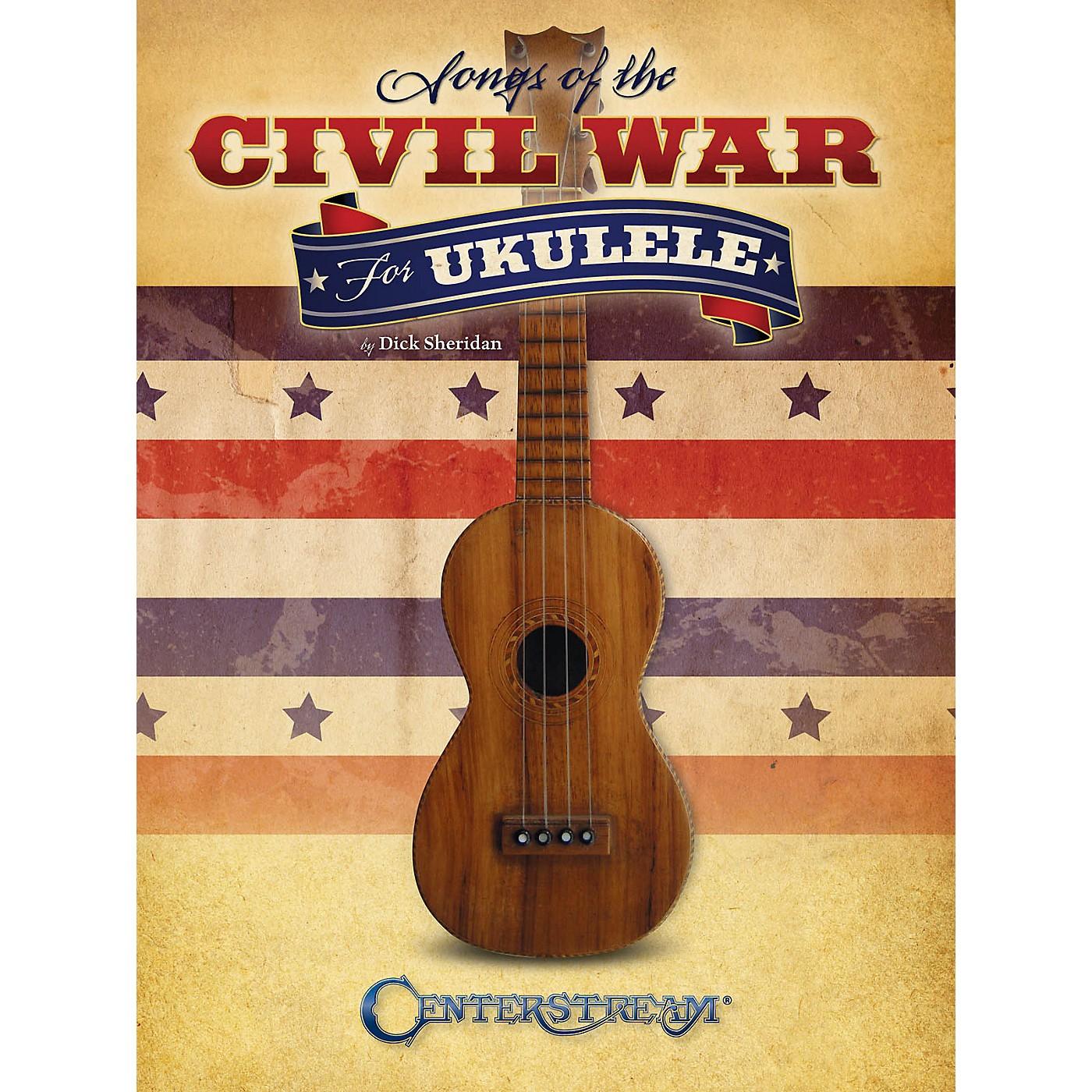 Centerstream Publishing Songs Of The Civil War For Ukulele thumbnail