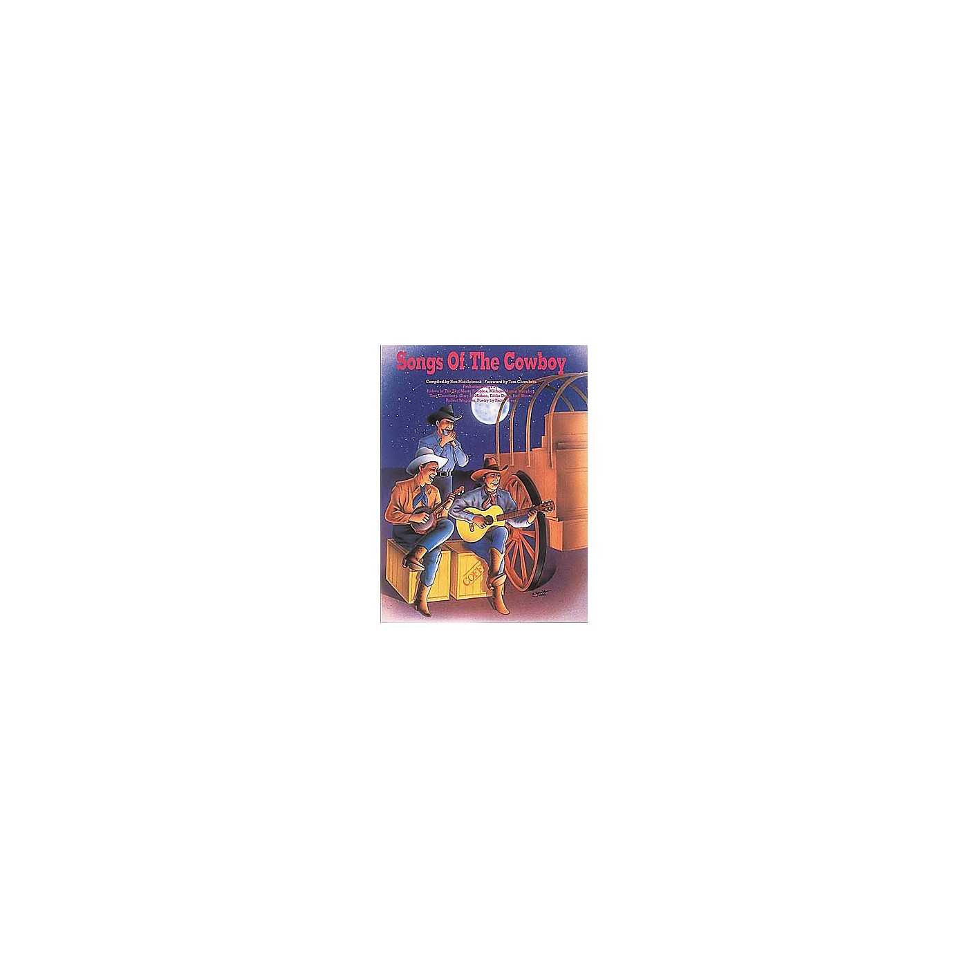 Centerstream Publishing Songs Of The Cowboy Guitar Tab Songbook thumbnail