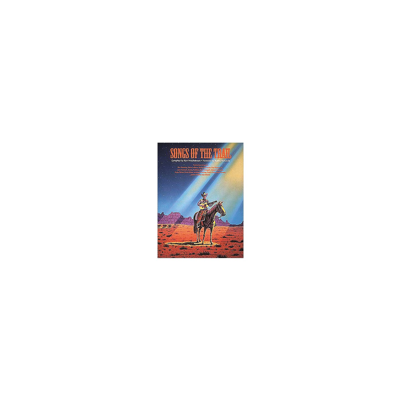 Centerstream Publishing Songs Of The Trail Guitar Tab Songbook thumbnail