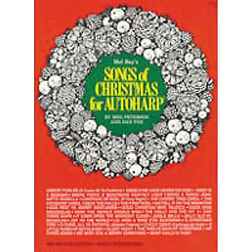 Mel Bay Songs for Christmas for Autoharp thumbnail