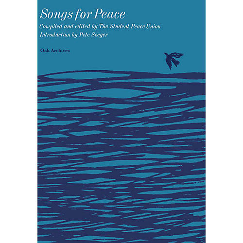 Oak Archives Songs for Peace Music Sales America Series Softcover thumbnail