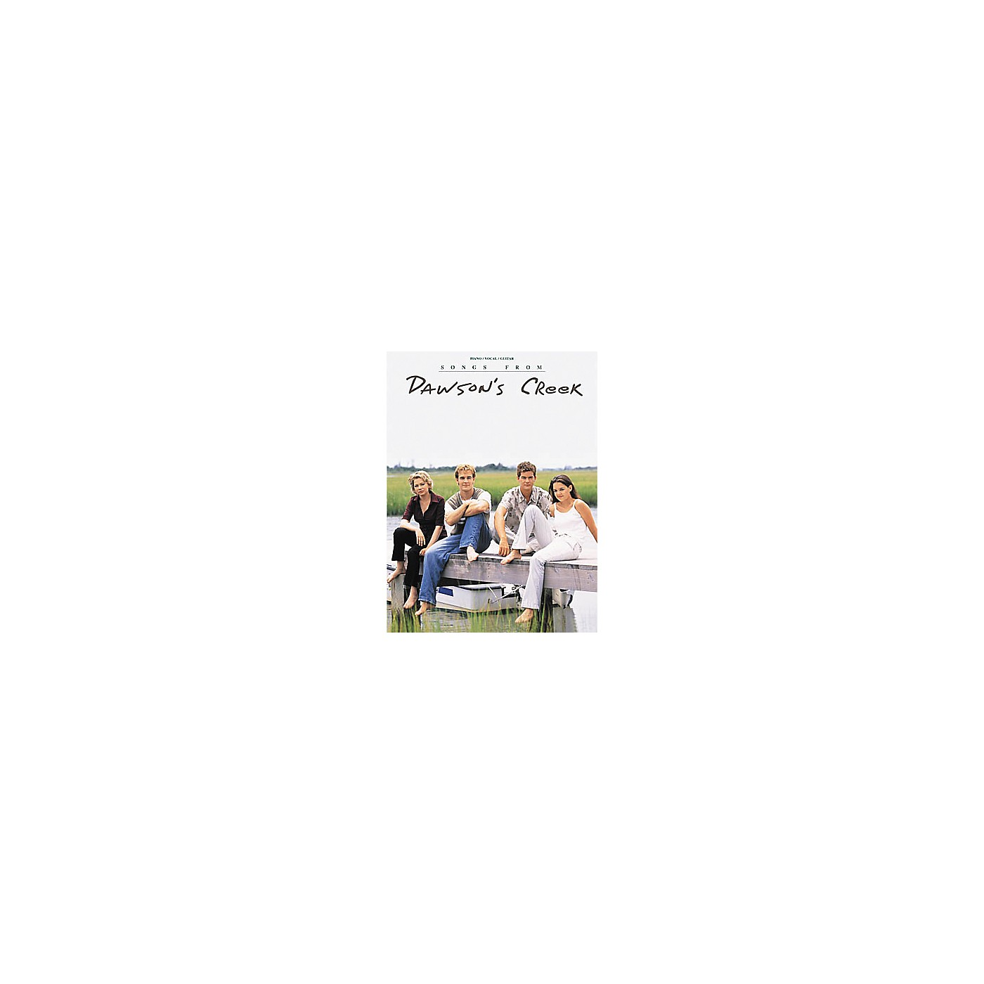 Hal Leonard Songs from Dawson's Creek Piano, Vocal, Guitar Songbook thumbnail
