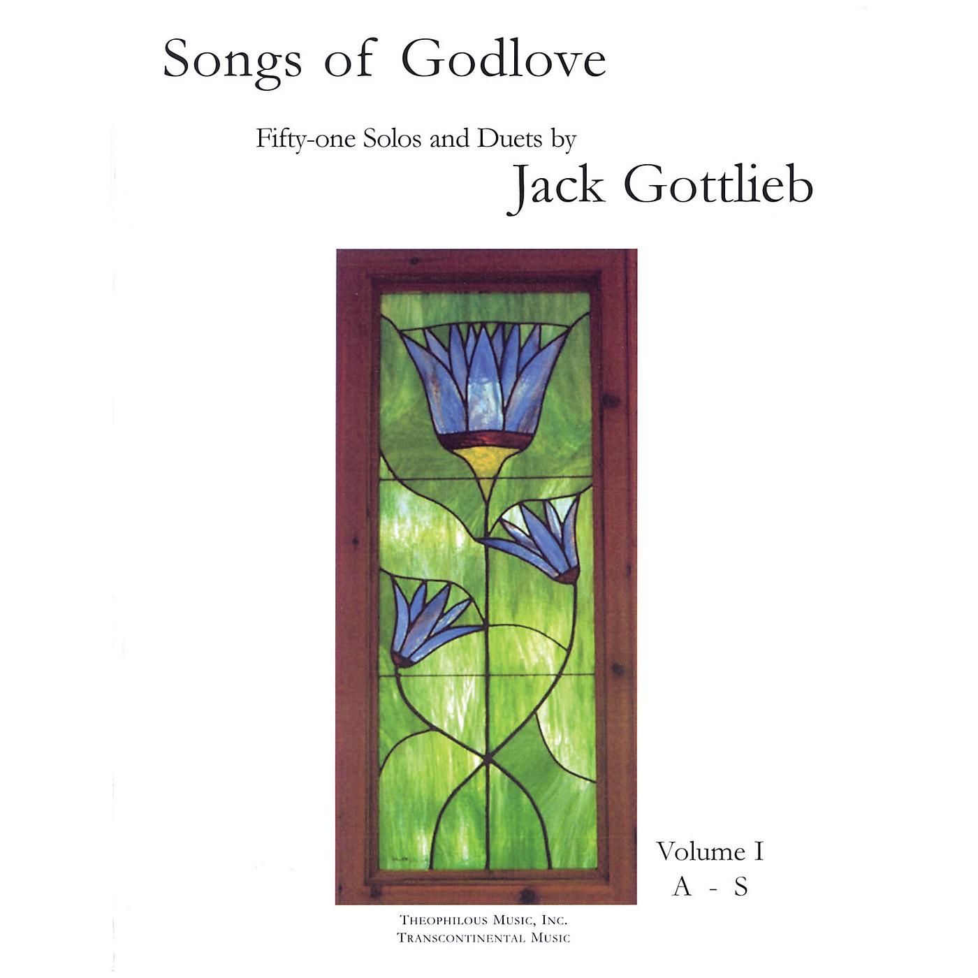 Transcontinental Music Songs of Godlove, Volume I: A-S (51 Solos and Duets) Transcontinental Music Folios Series thumbnail