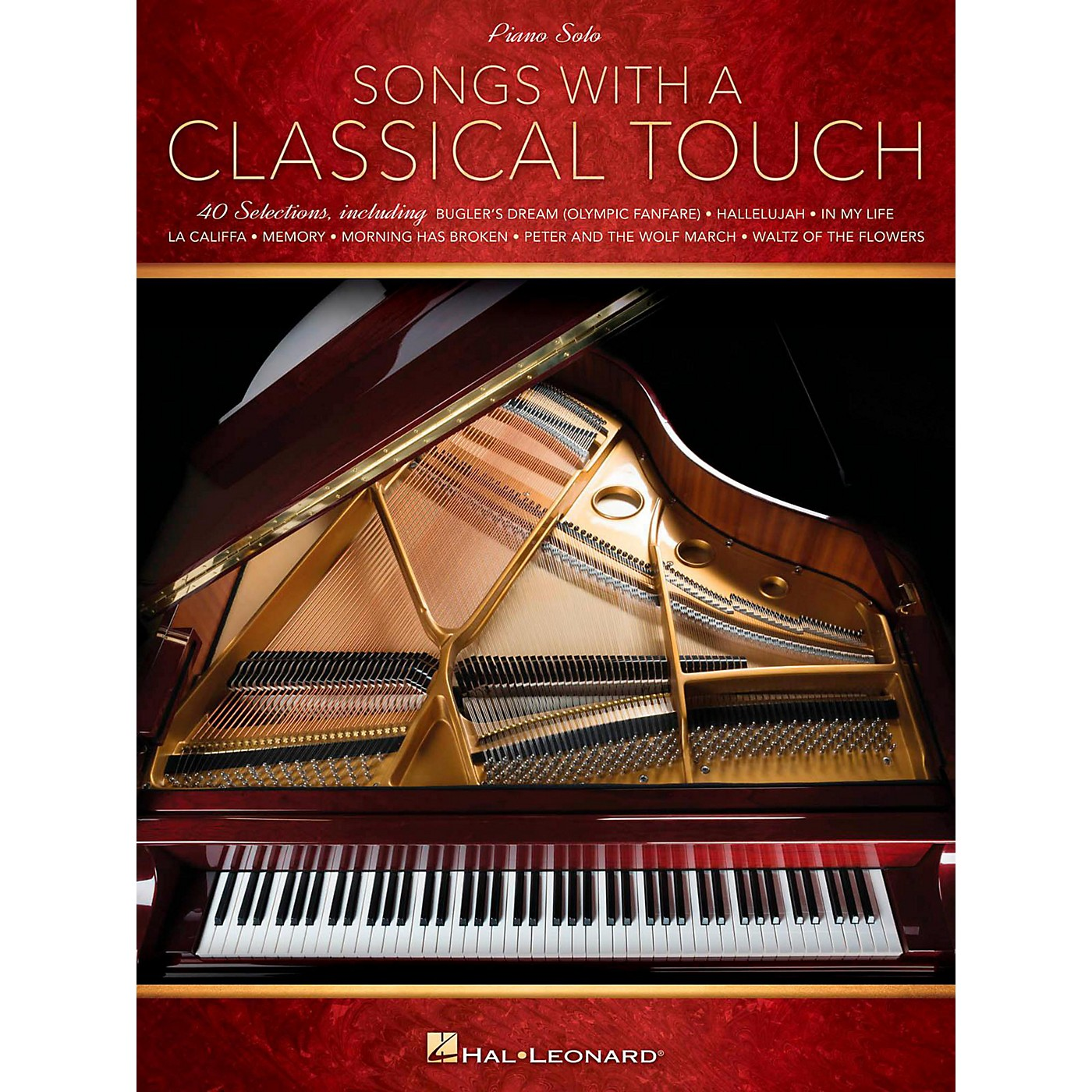 Hal Leonard Songs with a Classical Touch - Piano Solo thumbnail
