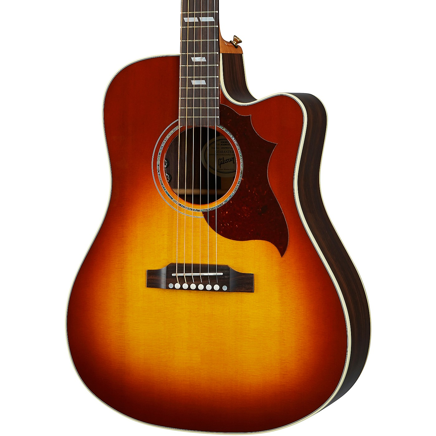 Gibson Songwriter Modern EC Rosewood Acoustic-Electric Guitar thumbnail