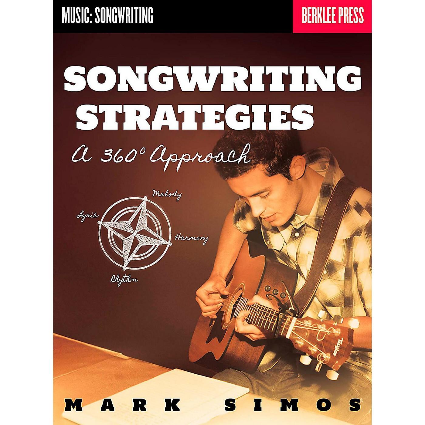 Berklee Press Songwriting Strategies - A 360-Degree Approach thumbnail