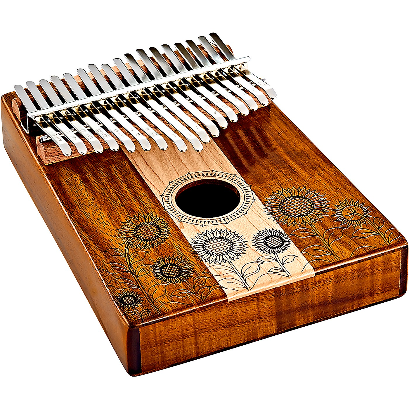 Meinl Sonic Energy 17 Note Sound Hole Kalimba thumbnail