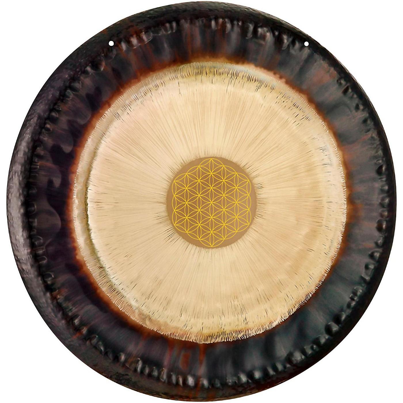 Meinl Sonic Energy G24-FOL 24-Inch Flower of Life Gong; 128 Hz, C3 thumbnail
