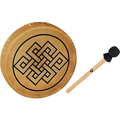 Meinl Sonic Energy HOD15-EK 15-Inch Native American Style Hoop Drum, Endless Knot Symbol thumbnail