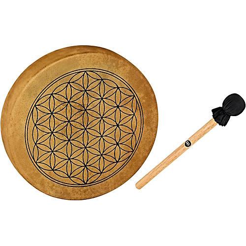 Meinl Sonic Energy HOD15-FOL 15-Inch Native American Style Hoop Drum, Flower of Life Symbol thumbnail