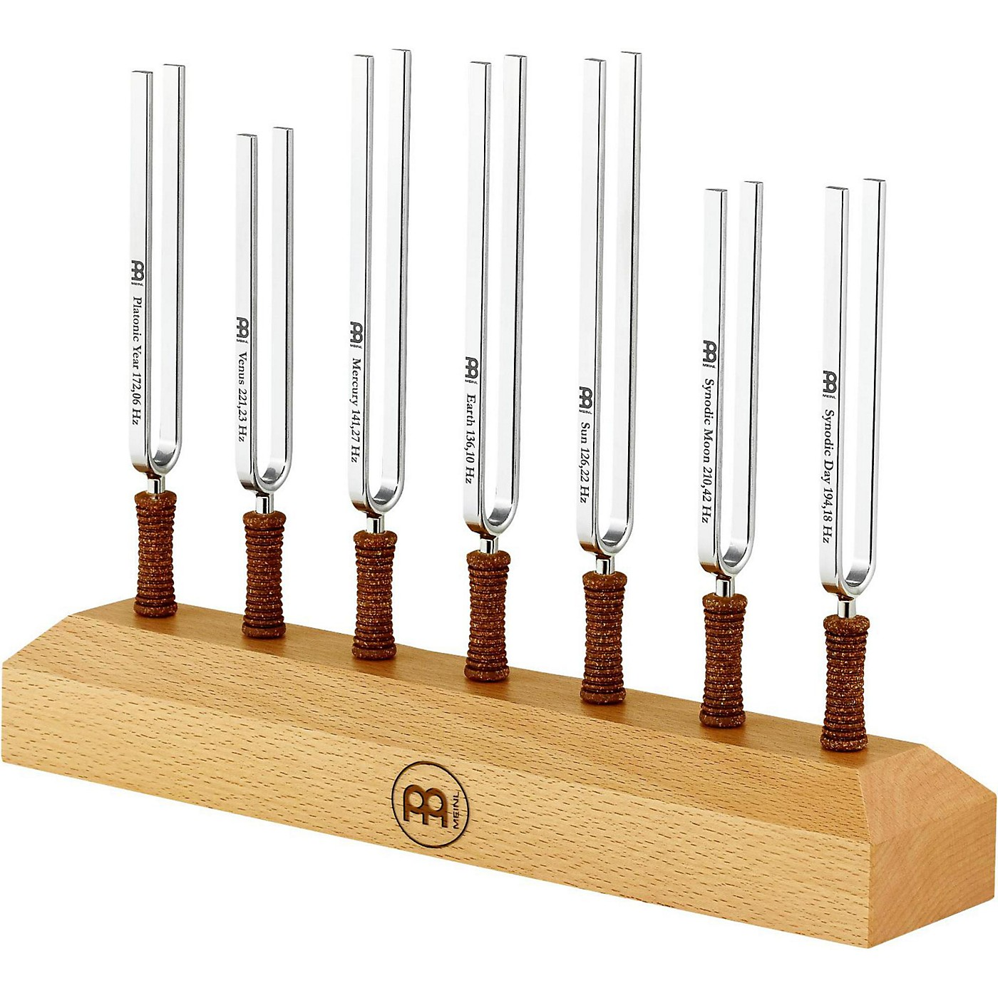 Meinl Sonic Energy Solid Beech Wood Tuning Fork Holder thumbnail
