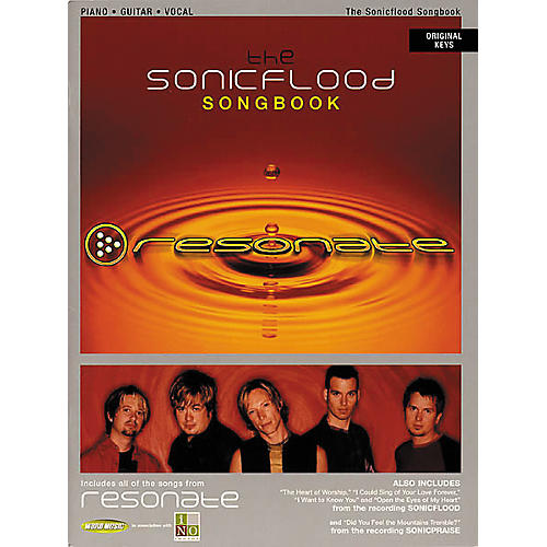Word Music Sonicflood - Resonate Piano, Vocal, Guitar Songbook-thumbnail