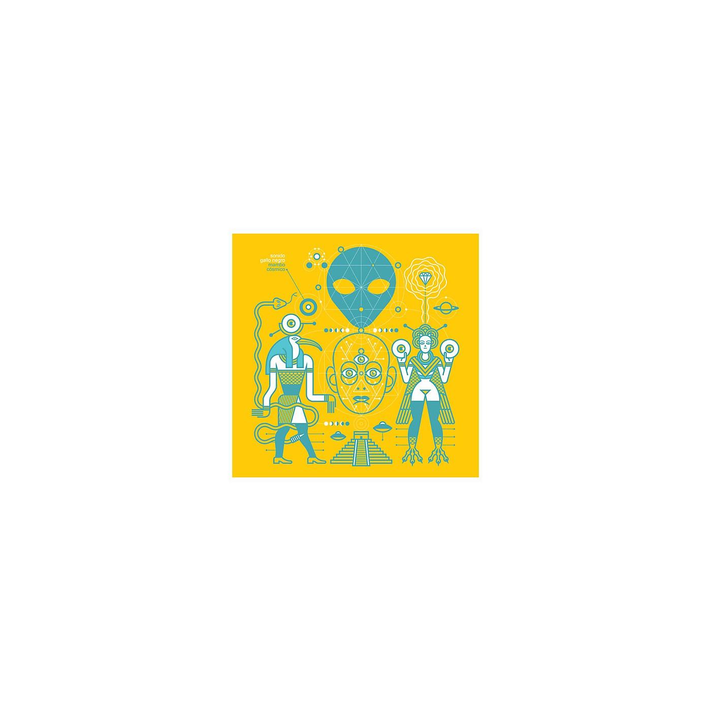 Alliance Sonido Gallo Negro - Mambo Cosmico thumbnail