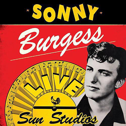 Alliance Sonny Burgess - Live at Sun Studios thumbnail